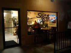Salsa Brava Restaurant,Naples Fl - Small place but delicious mexican food.