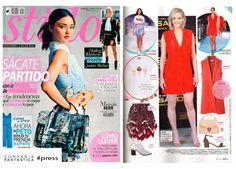 Revista Stilo. Marzo 2016.