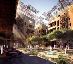 Abu Dhabi Builds Emissions-Free Masdar City (unbiasedwriter.com)