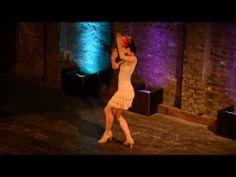 "Ksenia Parkhatskaya ""Honeysuckle Rose"", Cirque du Solo'13"