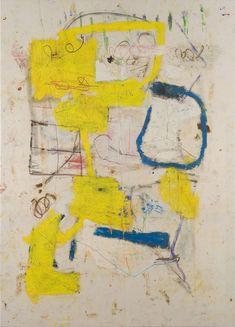 Joe Bradley, Untitled (Painting), 2010, oil stick on canvas