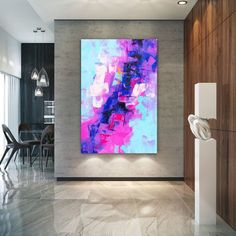 Extra Large Wall Art Original Painting on Canvas Contemporary Wallart Modern Abstract Living Room Wall ArtColorful Abstract Painting Texture Painting On Canvas, Canvas Paintings, Original Paintings, Abstract Paintings, Large Painting, Extra Large Wall Art, Large Art, Large Canvas, Large Abstract Wall Art