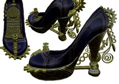 Steampunk Shoes - Find 150+ Top Online Shoe Stores via http://AmericasMall.com/categories/shoes.html