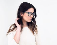 Dita DAZED in Blue Swirl, BUY here — http://blackoptical.com/collections/her-optical/products/dita-dazed-c #blackoptical #dita #ditaeyewear #eyeglasses