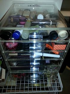 @eDiva .com Ediva Clear Storage Organizer for review. I have one for a giveaway to one reader of the blog starting 4/15/13. #storage #makeup #collection #organize #help #solution #blogtip #blogger #women #beauty #mother'sday #gift #collection #win #showcase #makeup #cosmetics #nailpolish #showoff #blogger #bbcoalition #bbloggers #giveaway