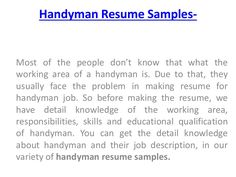 1000+ images about sample resume download on Pinterest | Sample ...