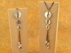 Etsy Jewelry, Jewelry Gifts, Beaded Jewelry, Jewelry Accessories, Jewelry Necklaces, Jewelry Design, Bracelets, Tribal Necklace, Lariat Necklace