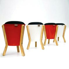 ice bucket stool