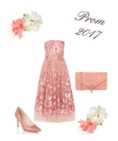 """Untitled #1541"" by kimberlydalessandro ❤ liked on Polyvore featuring Notte by Marchesa, L.K.Bennett and JNB"