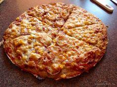 Te hogyan készíted? Küld be Te is kedvenceid! Recept: Zabpelyhes pizza (extra diétásan) kalória és tápanyagtartalma ...