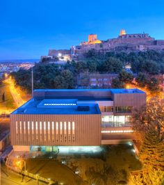 Més Arquitectura || Jefatura de Guardia Urbana (Lleida, España) || 2010