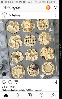 from Each Other of Homemade Pastries - Delicious.- from Each Other of Homemade Pastries – Delicious Food from Each Other of Homemade Pastries – Delicious Food - mountainholidayoutfit mountainholidayquotes mountainh Just Desserts, Delicious Desserts, Yummy Food, Cupcakes, Cupcake Cakes, Pie Dessert, Dessert Recipes, Pie Decoration, Food Decorations