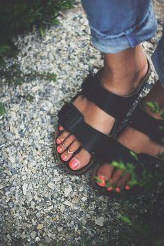 Birkenstock - Sandale - Style - Urbain - Street - Look