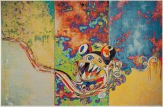 727-727 von Takashi Murakami auf artnet