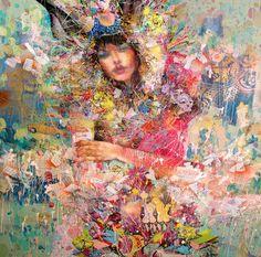 David Choe via Linda Strawberry (one of the most creative souls I know).