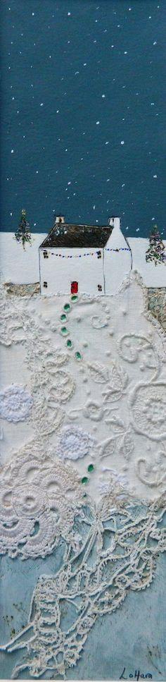 ''Let it snow... let it snow.... let it snow'' By Louise O'Hara