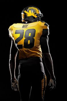 5e216d9e8 New Missouri Nike Uniforms Pretty sweet. Can t wait to see the new Husker  uniforms. Ever read the stats on what one new uniform design brings in ...