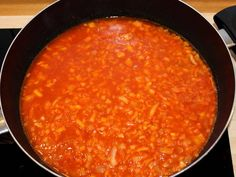 Pásztortarhonya recept lépés 3 foto Ethnic Recipes, Food, Meal, Eten, Meals