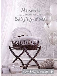 For Complete Luxury To Complement Your Nursery Furniture View The Full White Premium Gift Bedding Collection From Izziwotnot