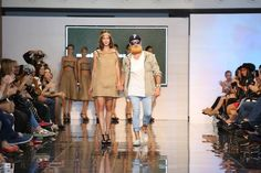 Desfile del diseñador emergente Moises Gonzalez. Alicante Fashion Week 2015