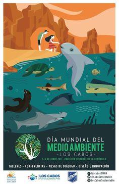 Día Mundial del Medio Ambiente, 03-jun, Pabellón cultural de la republica, Cabo San Lucas