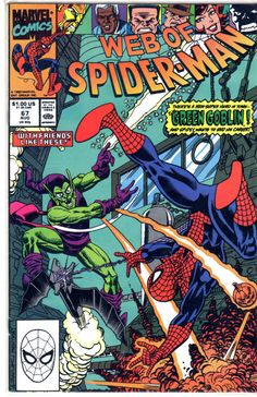 green goblin vintage comics - Google Search
