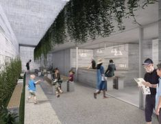 Térreo Arquitetos - concurso memorial às vítimas da kiss - santa maria (rs) Santa Maria, Street View, Architects