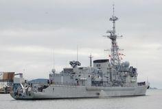 Frégate anti-sous-marine type F70 ASM PRIMAUGUET D644