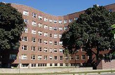 Baker House, MIT, Cambridge, Massachusetts.JPG