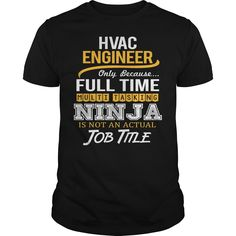 Awesome Tee For Hvac Engineer T-Shirts, Hoodies. Get It Now ==►…