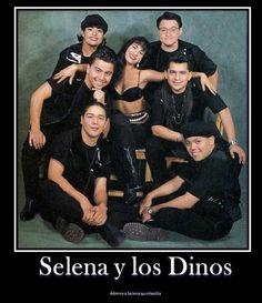 selena - selena-quintanilla-perez y Los Dinos- Photo Selena Quintanilla Perez, Divas, Selena And Chris Perez, Latin Music, Fashion Designer, American Singers, Role Models, Actors & Actresses, Celebs