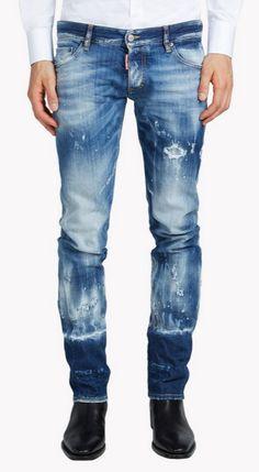 Jeans Slim S74LA0772 S30342