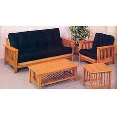 Oak Mission Style Fuson Sofa And Chair 5137 (CO)    http://www.nationalfurnishing.com/item--Oak-Mission-Style-Fuson-Sofa-And-Chair-5137-CO--f5137co.html