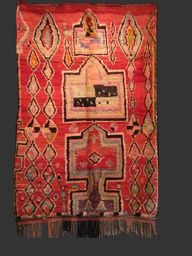 ntiques Tribal Rugs and Weavings from Berber Tribes of Morocco