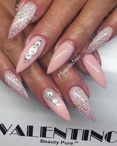 2016 Nail Trends - 101+ Pink Nail Art Ideas