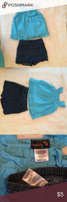 Penny M.- 2 piece outfit 18 months Penny M.- 2 piece outfit 18 months Penny M. Matching Sets