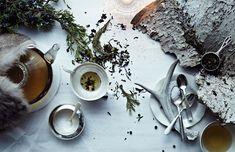 Anna Wiliams for Martha Stewart Living - Bellocq Tea