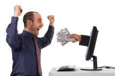Quem é que não quer trabalhar em casa e ganhar dinheiro? Acho que todo mundo quer ficar no conforto ...