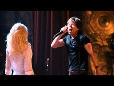 Live With Me- Rolling Stones and Christina Aguilera (HD) - YouTube