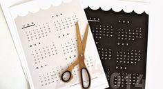 La stagione dei calendari | iPrintDifferent Blog