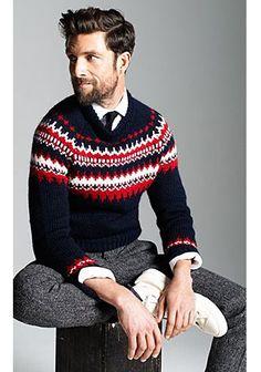 セーターの着こなし・コーディネート一覧【メンズ】   Italy Web
