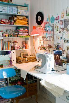 Sewing Nook ♥