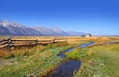 Grand Teton National Park, Wyoming - Old Barn - Photography (Art Prints, Wood & Metal Signs, Ranch Farm, Ranch Life, Grand Teton National Park, National Parks, Barn Photography, Gap Year, Country Roads, Country Art, Stock Photos