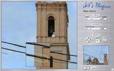 Photoshop plugins: Wire Worm