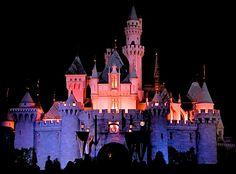 Disneyland in Anaheim, CA