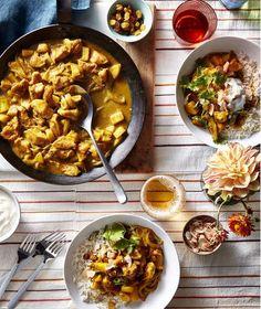 Chicken Curry- AP