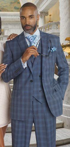 Steven Land Walter Men's Suit