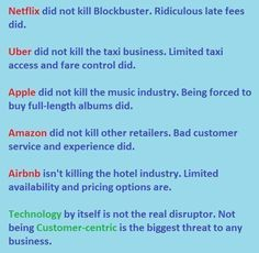 yeah... CX and UX of companies is many time so bad but you only realize when you have new companies doing a better job..