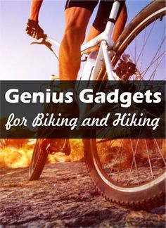 Imagine you have a 4-mile uphill hike ahead of you and dark storm clouds overhead. Your decision to keep going or turn back might depend on the technology you've brought along. Whether biking or hiking, there are hundreds of gadgets to aid in your outdoor adventures. Like no other time in history, these gadgets can instantly filter water or record a downhill bike ride. As you prepare for your next adventure, follow along as eBay showcases the must-have gadgets for outdoors enthusiasts.