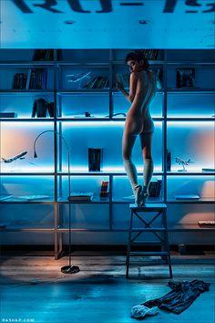 #Genge #Nude #Rashap #Рашап Author: Илья Рашап